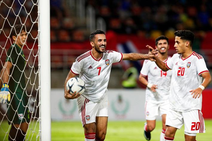 Án treo giò của tuyển UAE mang lại niềm vui lớn thế nào cho HLV Park Hang-seo? - Ảnh 1.