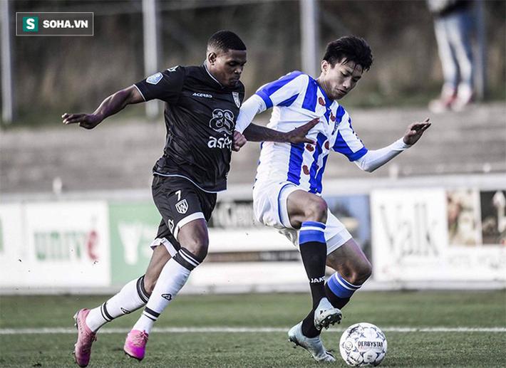 Văn Hậu sẽ ra mắt đội một Heerenveen trước khi trở về Việt Nam đại chiến UAE và Thái Lan - Ảnh 1.