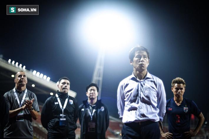 Thái Lan thay đổi kế hoạch chuẩn bị để đấu Việt Nam, Malaysia - Ảnh 1.