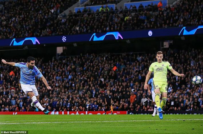 Man City nhẹ nhàng lấy 3 điểm trước Dinamo Zagreb - Ảnh 2.