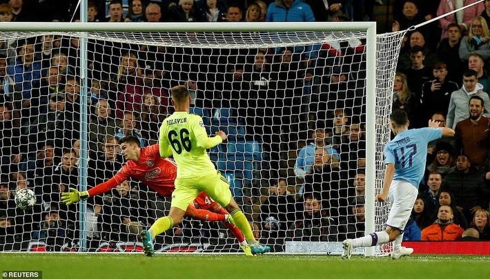 Man City nhẹ nhàng lấy 3 điểm trước Dinamo Zagreb - Ảnh 9.