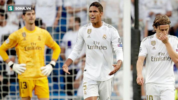Tottenham gây sốc khi thảm bại 2-7 trên sân nhà, Real khiến CĐV thất vọng lớn - Ảnh 2.