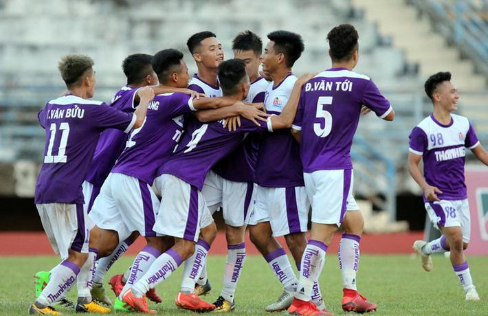 Vô địch giải U21 QG Hà Nội FC xác lập kỷ lục mới - Ảnh 1.