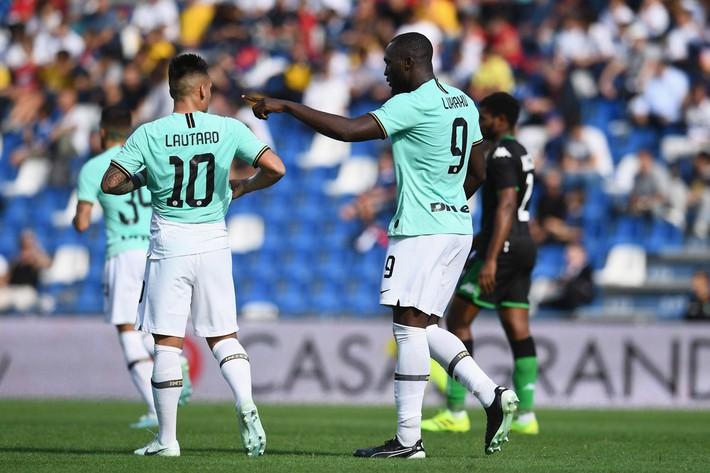 Lukaku chói sáng, Inter thắng siêu kịch tính - Ảnh 4.