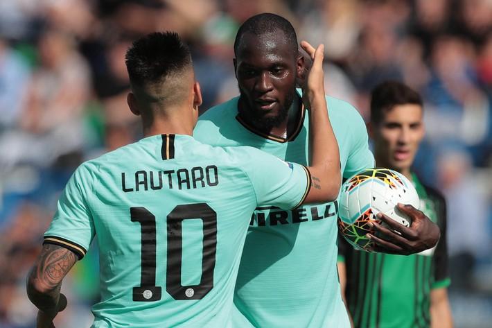 Lukaku chói sáng, Inter thắng siêu kịch tính - Ảnh 5.