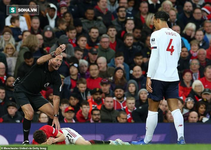 Xuất thần, Quỷ đỏ chặn đứng Liverpool bằng bàn thắng gợi nhớ pha bẻ còi tai tiếng ở V.League - Ảnh 4.