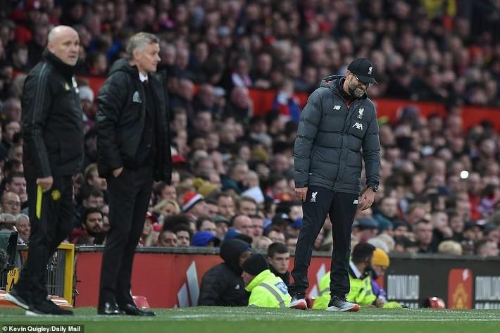 """Jose Mourinho: """"Nếu tôi là Ole, tôi sẽ tự hào nhưng cũng thất vọng"""" - Ảnh 2."""