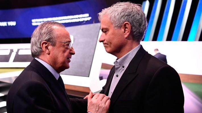 MU đàm phán Harry Kane, Real liên hệ Mourinho - Ảnh 2.