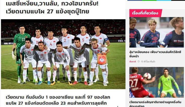 """Báo Thái Lan gọi Công Phượng là """"Messi Việt Nam"""", ủng hộ việc rời khỏi Sint-Truidense - Ảnh 1."""