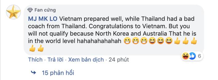 CĐV Thái Lan chán nản khi đội nhà để thua Việt Nam ở giải châu Á - Ảnh 3.
