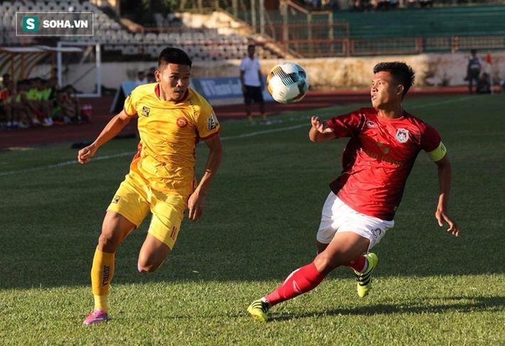 Vừa bản lĩnh vừa xuất thần, Thanh Hóa có chiến thắng quan trọng nhất mùa để ở lại V.League - Ảnh 3.