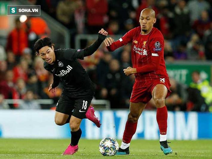 """Liverpool thắng nghẹt thở giữa """"mưa gôn"""" dù dẫn trước tới 3 bàn - Ảnh 1."""