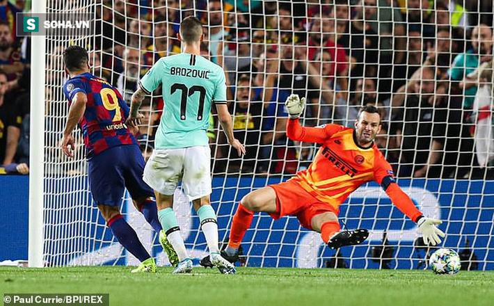 Messi, Luis Suarez chói sáng bằng khoảnh khắc thiên tài, Barca lội ngược dòng ngoạn mục - Ảnh 1.