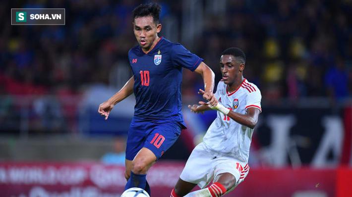 Bị gây áp lực, hậu vệ UAE phản pháo truyền thông, khẳng định sẽ có 3 điểm trước Việt Nam - Ảnh 1.