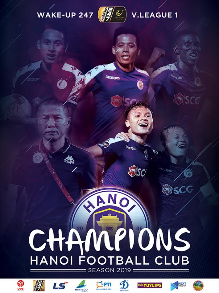 Không phải Mỹ Đình, VPF chốt phương án trao cúp vô địch V.League cho Hà Nội tại Quảng Ninh - Ảnh 1.