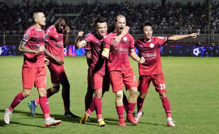 Không phải Mỹ Đình, VPF chốt phương án trao cúp vô địch V.League cho Hà Nội tại Quảng Ninh - Ảnh 2.
