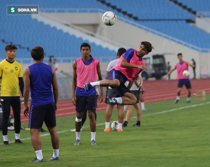 Rèn lại bài tập lạ từ AFF Cup, Malaysia chờ giăng bẫy ĐT Việt Nam tại Mỹ Đình - Ảnh 2.