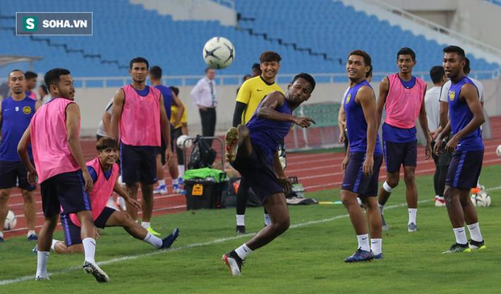 Rèn lại bài tập lạ từ AFF Cup, Malaysia chờ giăng bẫy ĐT Việt Nam tại Mỹ Đình - Ảnh 3.