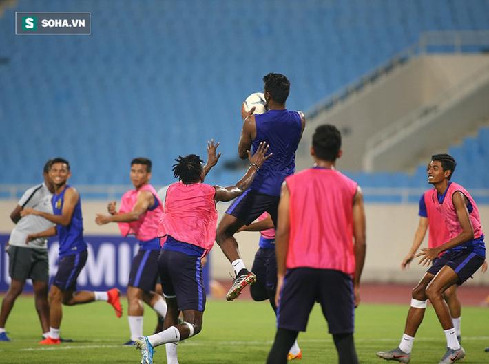 Rèn lại bài tập lạ từ AFF Cup, Malaysia chờ giăng bẫy ĐT Việt Nam tại Mỹ Đình - Ảnh 6.