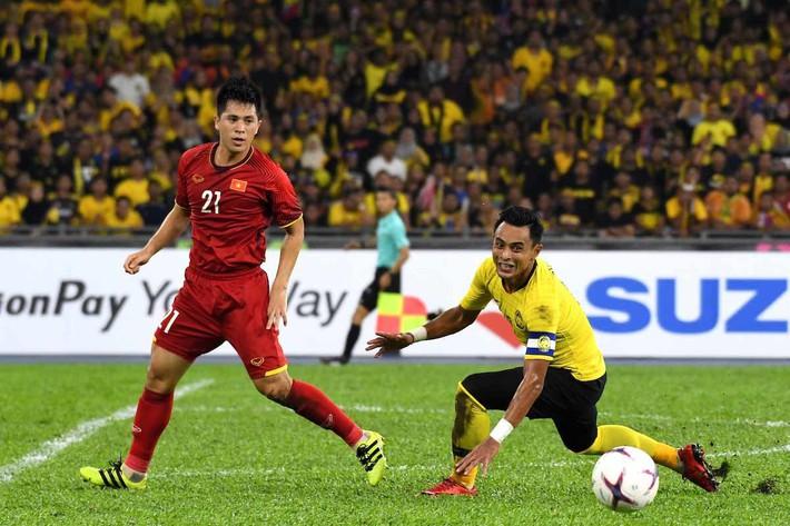 Báo Malaysia: Thời cơ tốt để thắng Việt Nam - Ảnh 1.