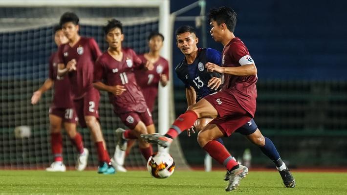 Viện binh từ ĐTQG bất lực, Thái Lan bẽ bàng khi bị Malaysia đá văng khỏi giải châu lục - Ảnh 1.