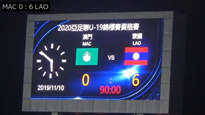 Lào tạo nên cơn địa chấn, hiên ngang giành vé dự VCK châu Á sau trận thắng hủy diệt - Ảnh 1.