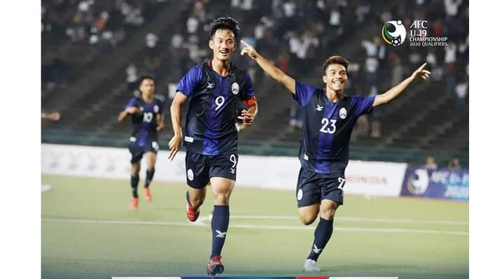 Vượt Thái Lan nhưng bế tắc trước đội nhược tiểu, Campuchia thấp thỏm chờ vé dự VCK châu Á - Ảnh 1.