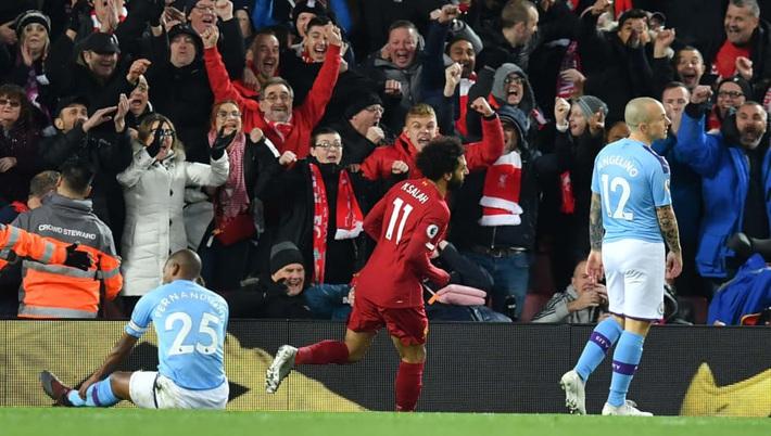 Sai lầm kéo dài 3 năm của Pep Guardiola đã khiến Man City sụp đổ trước Liverpool - Ảnh 1.
