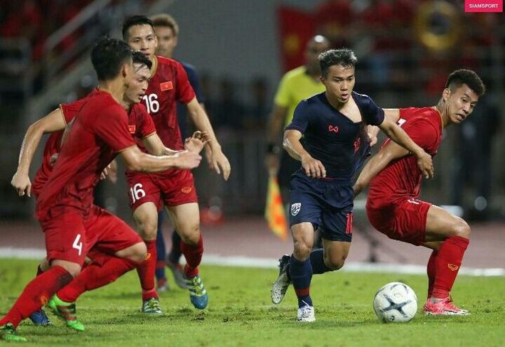 Phóng viên Thái Lan: Việt Nam sẽ có trận đấu không dễ dàng trước chúng tôi! - Ảnh 1.