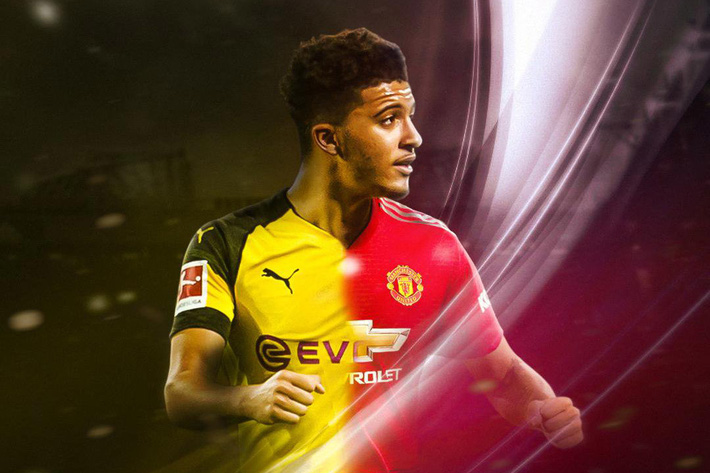 MU ký Jadon Sancho, Arsenal lấy bộ đôi Juventus - Ảnh 1.