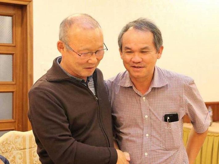 VFF bác tin đồn ngó lơ bầu Đức, không mời dự khán trận đấu tuyển Việt Nam - Ảnh 1.
