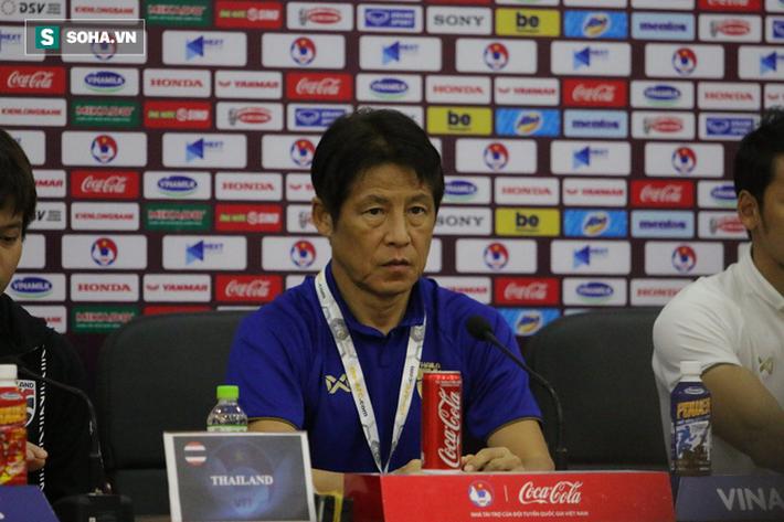 KẾT THÚC: Thầy Park đã biết điểm yếu của Thái Lan; ông Nishino liên tục khen Việt Nam - Ảnh 9.