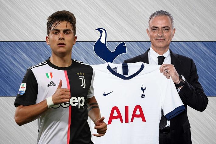 MU dứt điểm Pirlo mới, Mourinho muốn có Dybala - Ảnh 2.