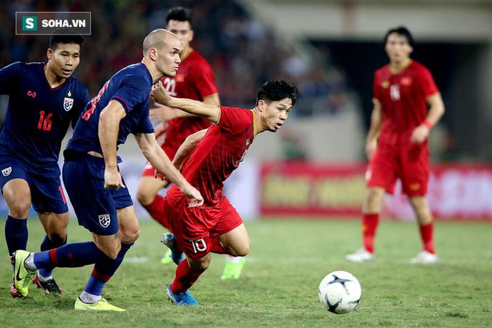 Hòa Thái Lan có phải là bước lùi của thầy Park, của đội tuyển Việt Nam? - Ảnh 3.
