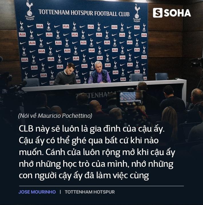 Mourinho trở lại Premier League: Thẳm sâu trong bộ vó quý ông, vẫn là gã hiếu chiến? - Ảnh 1.