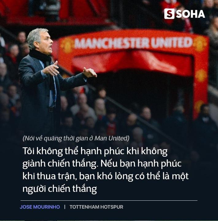 Mourinho trở lại Premier League: Thẳm sâu trong bộ vó quý ông, vẫn là gã hiếu chiến? - Ảnh 5.