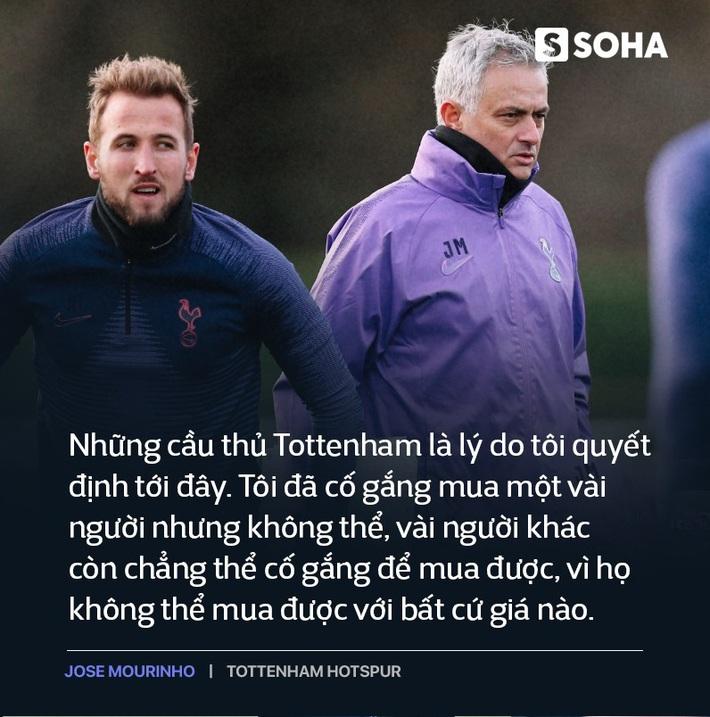 Mourinho trở lại Premier League: Thẳm sâu trong bộ vó quý ông, vẫn là gã hiếu chiến? - Ảnh 6.