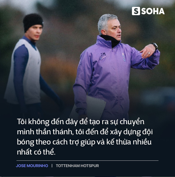 Mourinho trở lại Premier League: Thẳm sâu trong bộ vó quý ông, vẫn là gã hiếu chiến? - Ảnh 7.