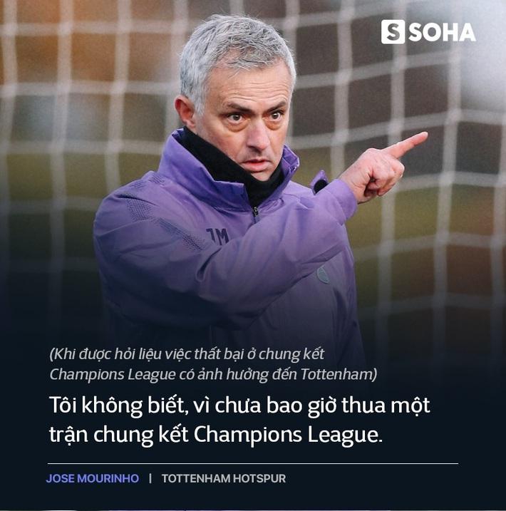 Mourinho trở lại Premier League: Thẳm sâu trong bộ vó quý ông, vẫn là gã hiếu chiến? - Ảnh 8.
