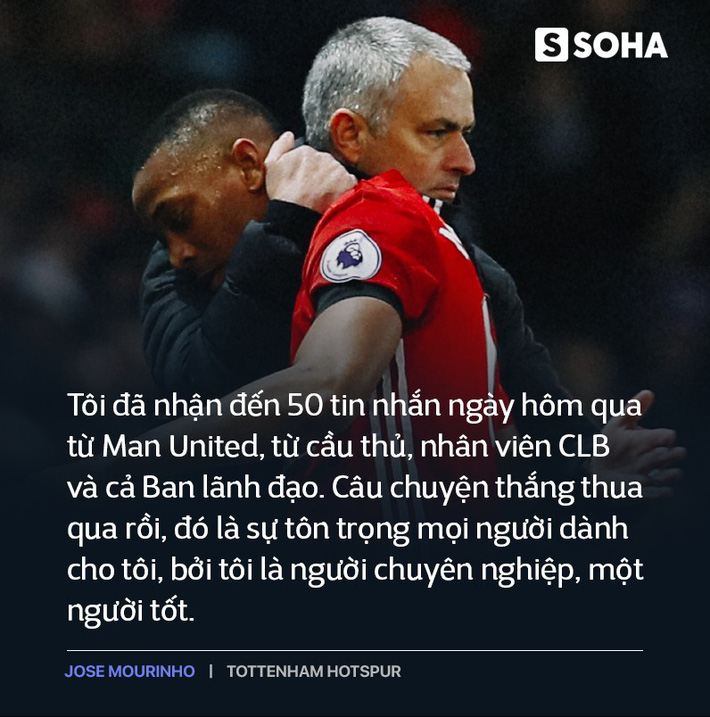 Mourinho trở lại Premier League: Thẳm sâu trong bộ vó quý ông, vẫn là gã hiếu chiến? - Ảnh 10.