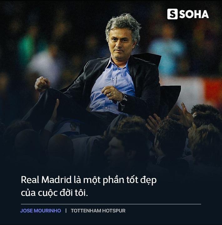 Mourinho trở lại Premier League: Thẳm sâu trong bộ vó quý ông, vẫn là gã hiếu chiến? - Ảnh 11.