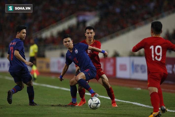 Hai lần thúc thủ trước Thái Lan, thầy Park có nhìn ra mối lo SEA Games cận kề? - Ảnh 2.