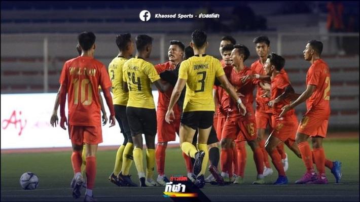 Báo Thái Lan ngỡ ngàng, buông lời mỉa mai BTC SEA Games vì một sự cố hi hữu - Ảnh 1.