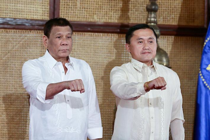 Cố vấn tổng thống Philippines sờ gáy BTC SEA Games - Ảnh 1.