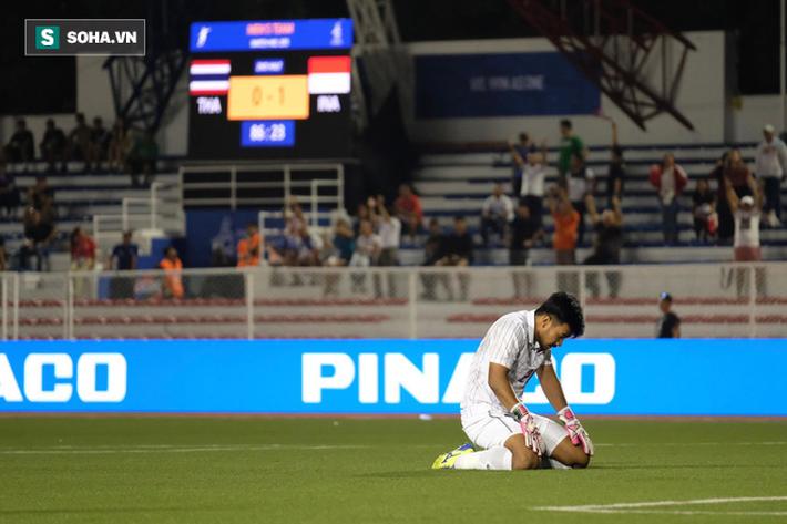 Thái Lan thua đau đớn, chờ ngày thầy trò HLV Park Hang-seo tiễn về nước sớm - Ảnh 1.