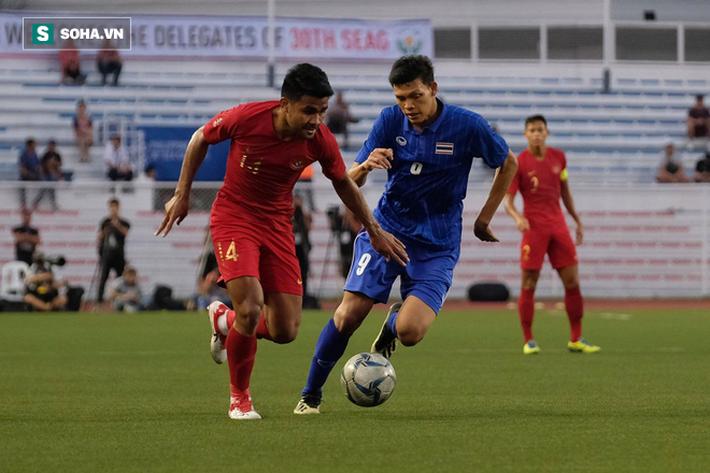 Thống kê khiến Thái Lan thêm muối mặt sau thất bại trước Indonesia - Ảnh 1.