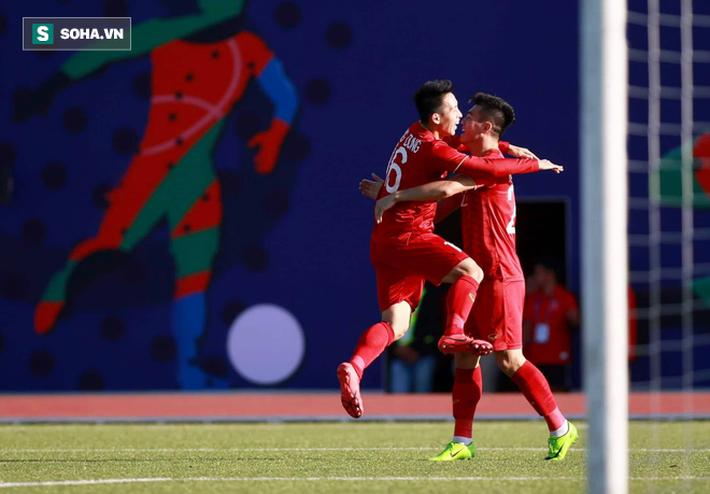 Sau lời chúc mừng, HLV Park Hang-seo chỉ ra sai lầm của U22 Việt Nam trong trận đại thắng - Ảnh 1.