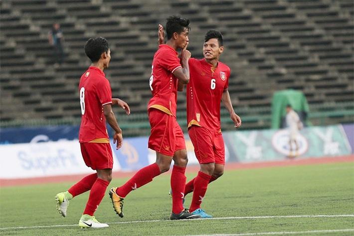 Thắng tưng bừng Timor Leste, Myanmar có thể trở thành đối thủ nguy hiểm của Việt Nam - Ảnh 1.