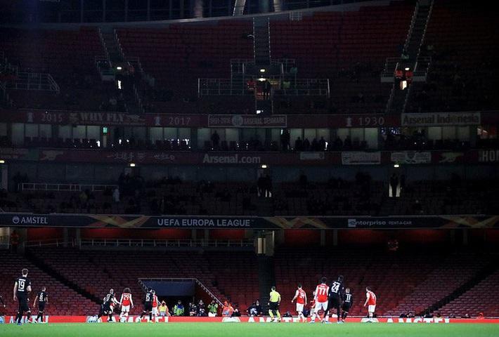 Unai Emery hết phép, số phận Arsenal trôi nổi khó lường - Ảnh 2.