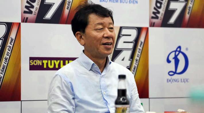Bạn thân HLV Park Hang Seo giúp CLB TPHCM chuyên nghiệp nhất V-League - Ảnh 1.